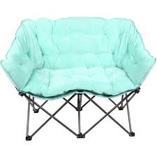 Foldable Loveseat Mainstays Plush Loveseat Chair Available In Multiple Colors
