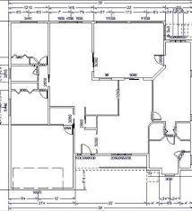 House Floor Plan Measurements House Floor Plans With Measurements House Plans And Measurements