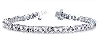 bracelet tennis diamond images Princess cut diamond tennis bracelet 4 00 ct tw worldjewels jpg