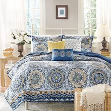 Navy Blue Coverlet Queen Oversized King Quilts 120x120 Target