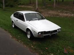 romeo alfetta gtv 2000 1977 2d coupe 5 sp manual 2l twin carb