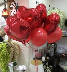 order helium balloons for delivery helium balloons order delivery in yerevan armenia anemon flower