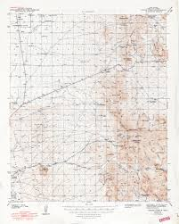 New Mexico Highway Map by