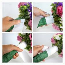how to make a wedding bouquet how to make a wedding bouquet out of silk flowers