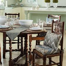 astounding dining room chair cushions with ties contemporary