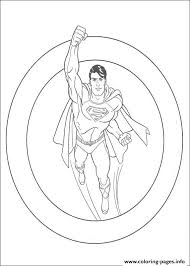 superman circle coloring page5a20 coloring pages printable