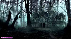 halloween background with house creepy music box music house in the woods ambient creepy music