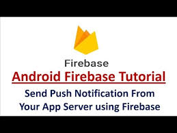 send from android send android push notification from your app server using firebase