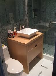 Bathroom Vanity New York by Gallery Elite Builders New York