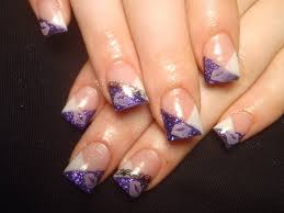 nails designs 2011 french colorful french nail art designs 2011