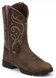 womens boots george justin george strait boots