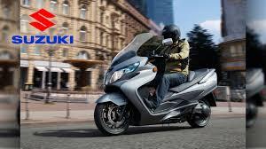 2016 2017 suzuki burgman review top speed
