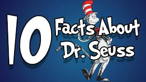 10 facts about dr seuss you may not