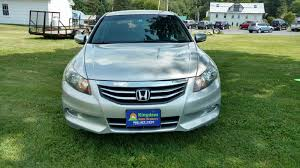 2012 honda accord ex l v6 2012 honda accord ex l v6 4dr sedan in lyndonville vt kingdom