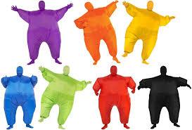 red u0026 green fat suits dancing u0026 free hugs