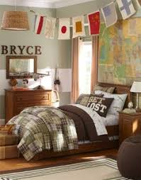 Pottery Barn Kids Bedroom Furniture by Big Kids Room Love The Bookcases Around Bed Home Inside
