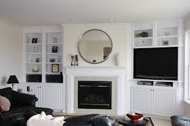 Inbuilt Tv Cabinets Built In Tv Units Wall Units Awesome Built In Bookshelves Around