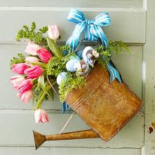 Easter Decorations With Flowers by 10 Diy Easter Decorations My Craftily Ever After