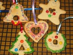 baked tree ornaments simple solution green chi cafe cool