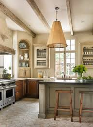 How To Decorate A Kitchen Counter by Country French Kitchens Traditional Home