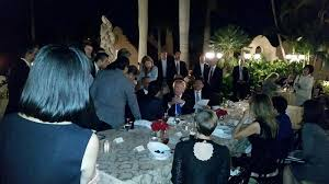 Delegates Dining Room At United Nations Headquarters Trump U0027s First 100 Days Photos Abc News