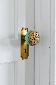 Decorative Door Knobs and Stops