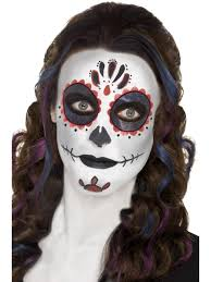 Halloween Makeup Day Of The Dead by Day Of The Dead Halloween Costumes Fancy Dress Ball