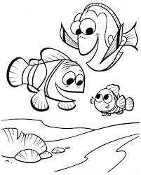 download coloring pages finding nemo coloring pages finding nemo