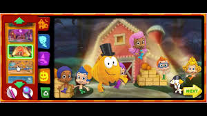 bubble guppies halloween party games nick jr bubble guppies good hair day cartoon animation game play