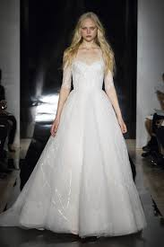 Ball Gown Wedding Dresses Uk Reem Acra Bridal Spring 2017 Collection Vogue