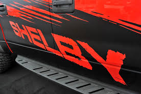 Ford Raptor Shelby Truck - shelby raptor side decal ford f150 pinterest ford