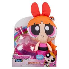 powerpuff girls u0027 puff plush blossom target