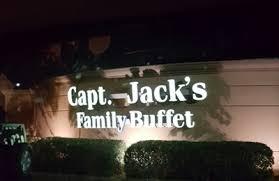 Capt Jacks Family Buffet Panama by Capt Jack U0027s Seafood Buffet Panama City Fl 32408 Yp Com