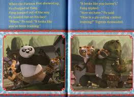 fiction books kung fu panda legends awesomeness panda