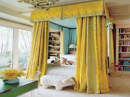 Braided Velvet Curtain Canopy Bed With Curtains Ideas U2014 Vineyard King Bed