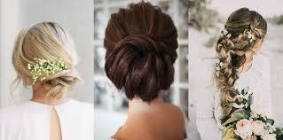 coiffure femme pour mariage mariage 40 coiffures pour cheveux longs repérées sur instagram
