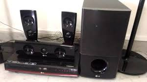 latest lg home theater system lg home theater system ht964pz am youtube