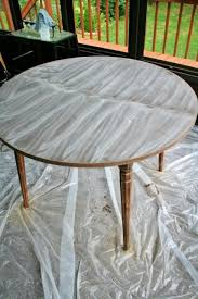 How To Paint A Table Best 25 Refinishing Laminate Furniture Ideas On Pinterest