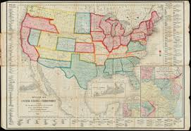 Map Of The Untied States Military Map Of The United States U0026 Territories Showing The