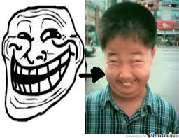 Asian Meme Face - asian troll face by gameofandy meme center