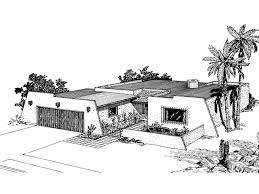 henley canyon spanish home plan 072d 1007 house plans and more