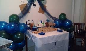polo baby shower theme for special party horsh beirut