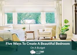 five ways to create a beautiful bedroom on a budget jpg