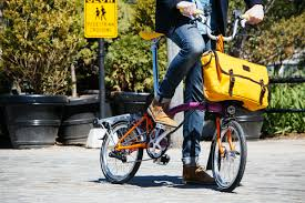 iconic brompton folding bicycle is going electric purists get