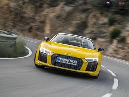 Audi R8 V10 - audi r8 v10 spyder