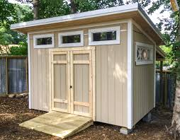 storage shed styles