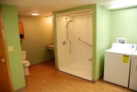 bathroom captivating simple basement bathroom ideas small shower
