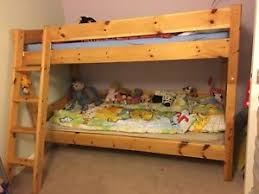 Thuka Bunk Bed Thuka Bunk Bed And Mid Sleeper Kit Ebay