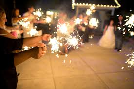 heart sparklers gold heart sparklers weddings buysparklers