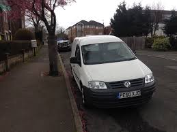 vw caddy van 2 0 tdi 2010 cat c repaired in bromley london